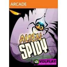 Alien Spidy (2013) XBOX360