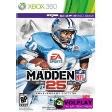 Madden NFL 25 (2013) XBOX360