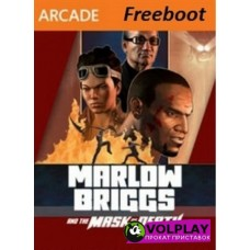 Marlow Briggs and the Mask of the Dead (2013) Xbox360