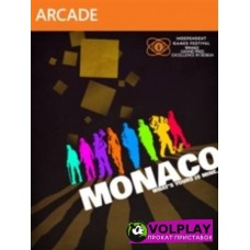 Monaco: What's Yours is Mine (2013) XBOX360