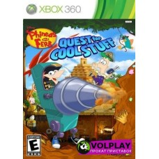 Phineas And Ferb Quest For Cool Stuff (2013) Xbox360