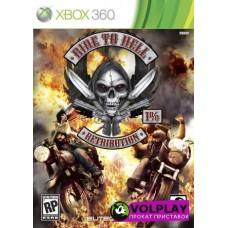 Ride To Hell Retribution (2013) XBOX360