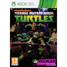 Teenage Mutant Ninja Turtles (2013) XBOX360