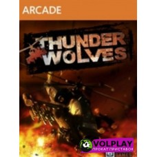 Thunder Wolves (2013) XBOX360