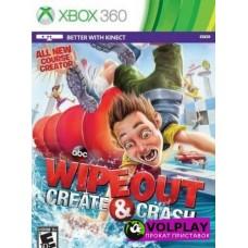 Wipeout Create & Crash (2013) XBOX360