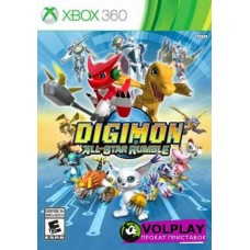 Digimon All-Star Rumble (2014) Xbox360