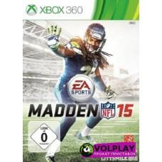 Madden NFL 15 (2014) Xbox360