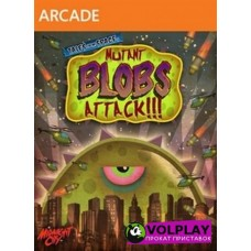 Tales from Space Mutant Blobs Attack (2014) XBOX360