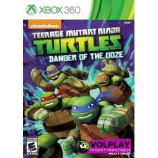 Teenage Mutant Ninja Turtles. Danger of the Ooze (2014) Xbox360