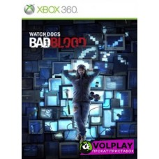 Watch Dogs Bad Blood (2014) Xbox360