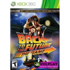 Back to the Future: The Game - 30th Anniversary Edition (2015) Xbox360