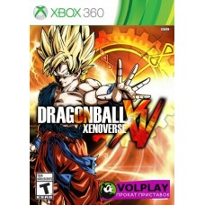 Dragon Ball: Xenoverse (2015) XBOX360