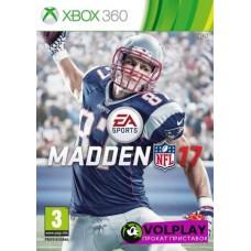 Madden NFL 17 (2016) XBOX360
