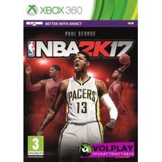 NBA 2K17 (2016) XBOX360