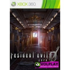 Resident Evil 0: HD Remaster (2016) XBOX360