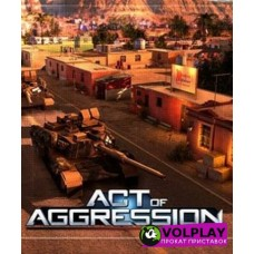 Act of Aggression (2015) Xbox360