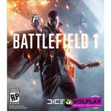 Battlefield 1 (2016) XBOX360