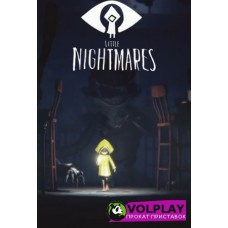 Little Nightmares (2017) XBOX360