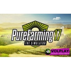 Pure Farming 17: The Simulator (2017) XBOX360