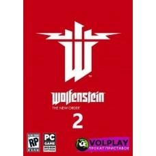 Wolfenstein 2 (2018) XBOX360