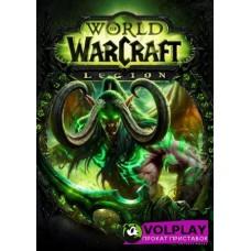 World of Warcraft: Legion (2016) XBOX360