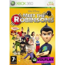Disney's Meet the Robinsons (2007) XBOX360