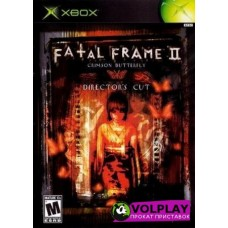 Fatal Frame II: Crimson Butterfly (2004) Xbox360