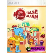 Happy Tree Friends: False Alarm (2008) XBOX360