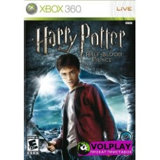 Harry Potter and the Half-Blood Prince (2009) XBOX360