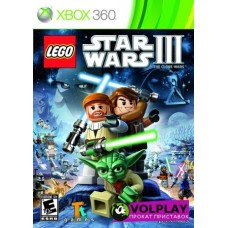 LEGO Star Wars III: The Clone Wars (2011) XBOX360