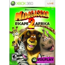 Madagascar 2: Escape to Africa (2008) XBOX360