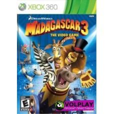 Мадагаскар 3: The Video Game (2012) Xbox360