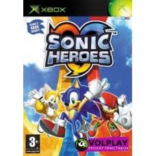 Sonic Heroes (2003) Xbox360
