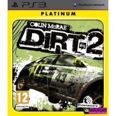 Colin McRae: DiRT 2. Platinum