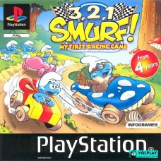 3, 2, 1, Smurf! My First Racing Game