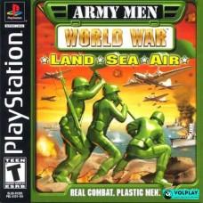 Army Men: World War: Land, Sea, Air