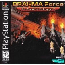 BRAHMA Force: The Assault on Beltlogger 9