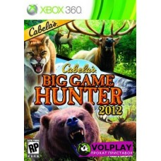 Cabela's Big Game Hunter (2012) XBOX360