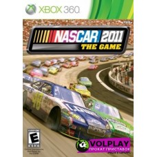 NASCAR 2011: The Game (2011) XBOX360