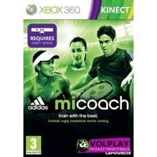 Adidas miCoach (2012) XBOX360