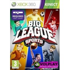 Big League Sports (2011) XBOX360