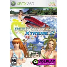 Dead Or Alive Xtreme 2 (2006) XBOX360