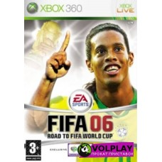 Fifa 06 Road to Fifa World Cup (2005) XBOX360
