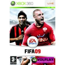 FIFA 09 (2008) XBOX360