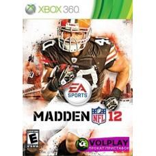 Madden NFL 12 (2011) Xbox360