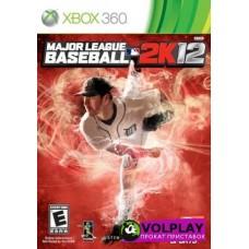 Major League Baseball 2K12 (2012) XBOX360