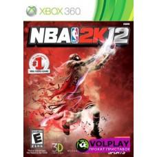 NBA 2K12 (2011) XBOX360