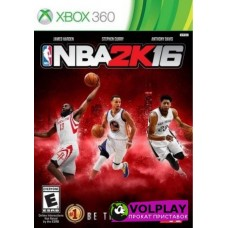 NBA 2K16 (2015) Xbox360