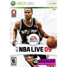 NBA LIVE 09 (2008) XBOX360