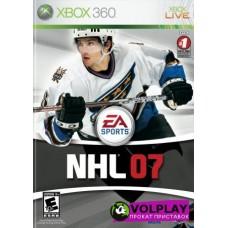 NHL 07 (2006) XBOX360